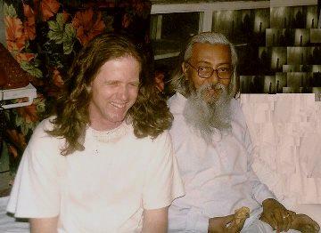 גורוג'י ואני בשנת 2000