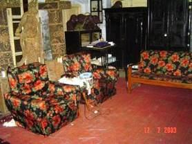 הכורסא של גורוג'י
