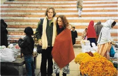 עם אלה בוראנאסי, ינואר 1999